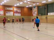 Vorbereitung gegen den FC St. Pauli