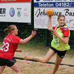 Beachhandball in Hollenstedt