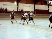 1. Herren im Spiel gegen den SV Beckdorf 3