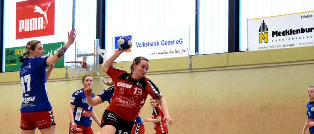 Julia Lupke ist für den TuS Jahn Hollenstedt erfolgreich